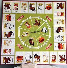 Hee Haw game that Grandma had. #1970s #boardgames