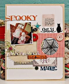 A Project by {Jen Jockisch} from our Scrapbooking Gallery originally submitted 11/07/11 at 08:57 AM