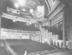 JIM HEFFERNAN'S BLOG: NorShor and Duluth's historic theaters...