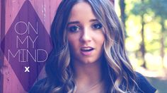 On My Mind - Ellie Goulding - Cover by Ali Brustofski w/ Lyrics (Officia...