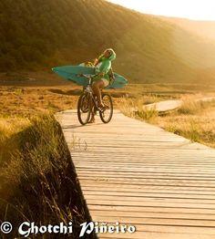 ..boardwalk..bicycle