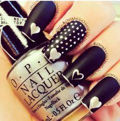 Nails san Valentín