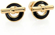 Marc by Marc Jacobs Toggle Stud Earrings on shopstyle.com