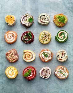 MONICA EISENMAN. Food styling inspiration
