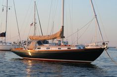 1964 Hinckley 35 Sloop for family trips and time In pulpit harbor...  however this will not be replacing Cherida