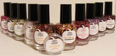 The TraceFace Philes: Candy Lacquer Halloween Collection 2013 Giveaway!!