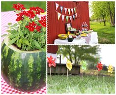 the Creative Orchard: FRESH FEATURE: Picnic Parade Party!