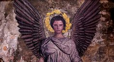 Angel [detail] by . Žilda, Napoli