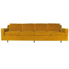 Harvey Probber Sofa | From a unique collection of antique and modern sofas at http://www.1stdibs.com/furniture/seating/sofas/