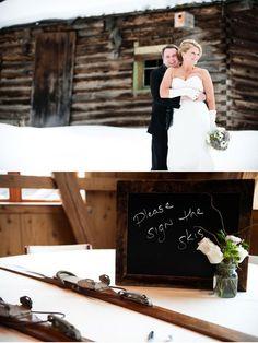 Winter weddings!