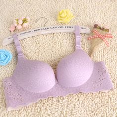 39744861cf4b8 Sexy Women Bra Adjustable Brassiere Seamless Lingerie Super Push Up Bra  Plus Size 36-46D