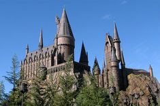 Top 5 Harry Potter vacation destinations
