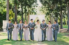 Tulle and Chantilly: Elegant Outdoor Wedding Inspiration