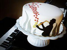 #Jazz #Music #Cake