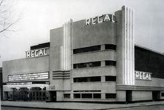 Regal cinema, Old Kent Road, London (demolished)