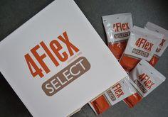 4 Flex Select w trosce o twoje stawy ~ Lepsza wersja samej siebie