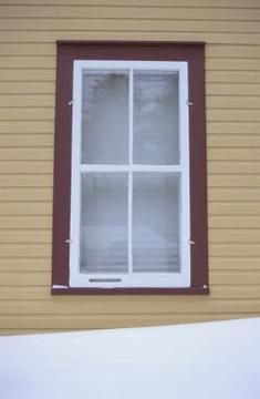 Exterior Windows simple exterior window trim anyone can do | window trims, window