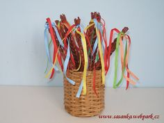 Pomlazky  (Easter whip)  and how you make them