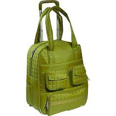 #Lug, #Luggage, #LuggageTotesAndSatchels - Lug Life Puddle Jumper Wheelie Bag - Grass