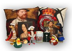 For the history lover we've got all things Tudor stocked in the Hever Shop. Contact us to order via our postal service 01732 861712 | #christmas #gifts #tudor