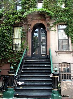 Langston Hughes House, Harlem