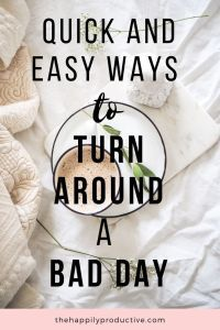 How do you turn around a bad day? Discover 8 quick & easy tips that are bound to cheer you up! Find positivity even when everything seems to be going wrong. Everything Going Wrong, Feeling Happy, How Are You Feeling, Feeling Like A Failure, Reaching Goals, Happy Again, No Bad Days, Cheer You Up, Life Choices