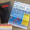Superhero Newspaper
