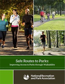 Can You Walk to Your Park?