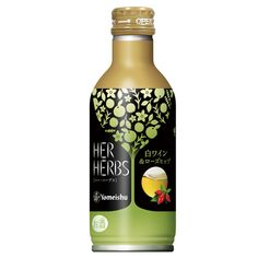 HER HERBS(ハー・ハーブス) <白ワイン&ローズヒップ>  - 食@新製品 - 『新製品』から食の今と明日を見る!