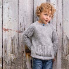 Førskolegenser - Barnehagebarn 1-6 år - Materialpakker - Design by Marte Helgetun