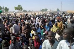 Cameroon Forces 517 Nigerians Who Fled Boko Haram Attack Back to Nigeria *READ & SHARE*