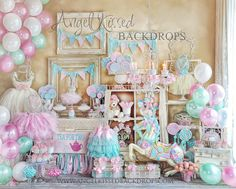 Pastel Pony 8×10   Angel Kissed Designs and Backdrops