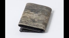 Electrify Your Look with the World's First Stone Wallet !! Slate Stone, Go Fund Me, Italian Style, First World, Fundraising, Stylish, Minimalist Wallet, Edc, Wallets