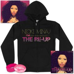Pre-Order Nick Minaj The Re-Up Platinum Bundle