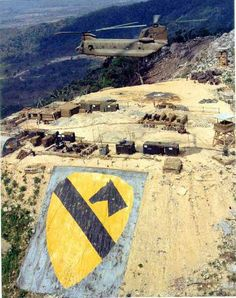 photos of the 1st air cavalry division/vetnam | CAV COUNTRY Hong Kong Mountain http://sfbayhomes.com