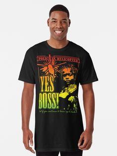 'Rasta Boy' Long T-Shirt by EddieBalevo Laptop Cases, Phone Cases, Throw Blankets, Throw Pillows, Jamaican Music, Rude Boy, Reggae Music, Wall Tapestries, Shower Curtains