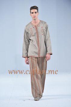 caftan pour homme: 400 1760 | caftan.me Kaftan Men, Style Oriental, Ali Baba, African Print Fashion, Indian Wear, Moroccan, Menswear, Spring Summer, Mens Fashion