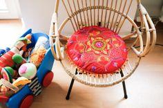 Rattan Egg Chairs