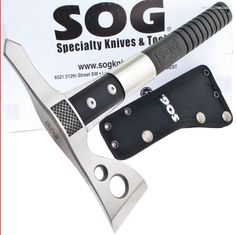 SOG Knives Fasthawk Tactical Tomahawk