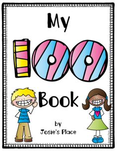100 Days Booklet, Crown and Editable Certificates from Josie's Place on TeachersNotebook.com (30 pages)