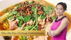 Authentiek Sichuans: Shui Zhu Rou, pittige varkenshaas - YouTube