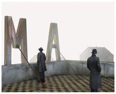 Flatland Gallery - Paolo Ventura - Works