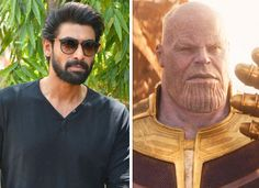 Bahubali star Rana Daggubati dubs for Avengers super villain Thanos in the Telugu version                              Bahubali star Rana Daggubati dubs for Avengers super villain Thanos in the Telugu version                            				        				          				          				        			                        Rana Daggubati ruled box office with his role as a super villain in Baahubali series as King Bhallaladeva. Now he is all set to turn negative yet again for the most awaited…