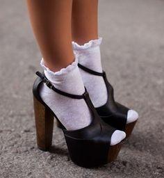 #socksandheels