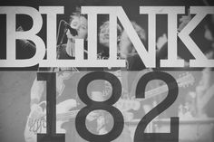 who doesn't love Blink Blink 182, Great Bands, Cool Bands, Music Love, Good Music, Tom Delonge, Travis Barker, Poster Design Inspiration, Pop Punk
