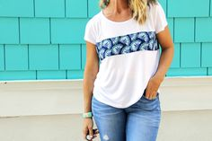 Upcycle T-shirt
