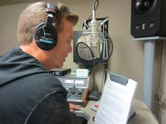 """Legendary singer, song writer and entertainer Willy Chirino visited the studio yesterday. He came to record the narration of the documentary """"Salsa! The Dance Sensation"""" which is set to premiere in May."""