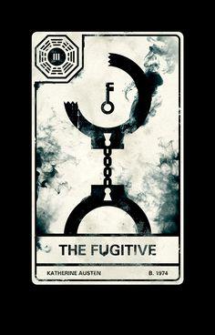 Lost Tarot: The Fugitive
