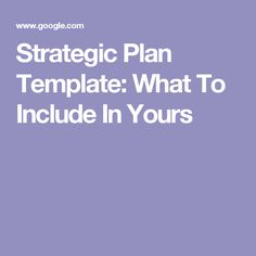 5 comprehensive strategic business plan template by earl stevens via 5 comprehensive strategic business plan template by earl stevens via slideshare business plan pinterest business planning template and business accmission Image collections