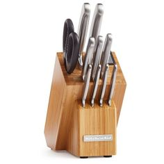 KitchenAid® Classic Forged 12 Piece Brushed Stainless Cutlery Set - KKFSS12 : Target
